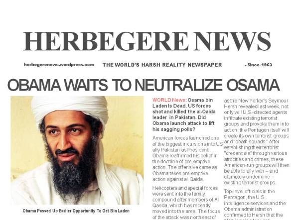 Obama Passed Up Earlier Opportunity To Get Bin Laden